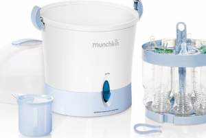 munchkin sterilizer