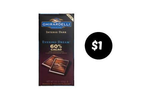 new ghirardelli coupon