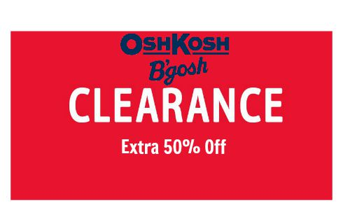 oshkosh clearance sale