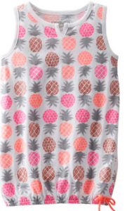 pineapple tunic