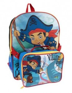 pirates backpack