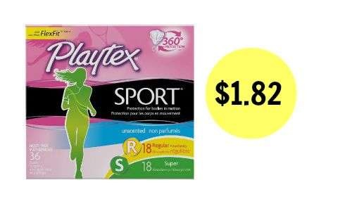 reset playtex coupon