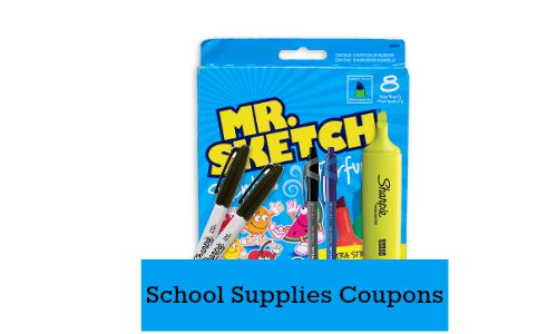 image regarding School Supplies Coupons Printable referred to as Higher education products coupon codes printable canada / Coupon codes for steve