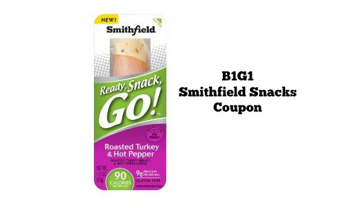 new smithfield snacks coupon