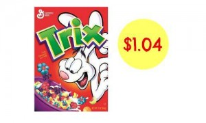trix coupon