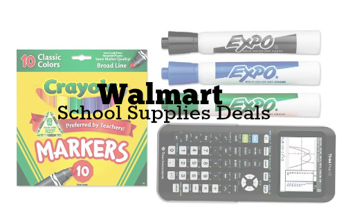 walmart school supplies deals