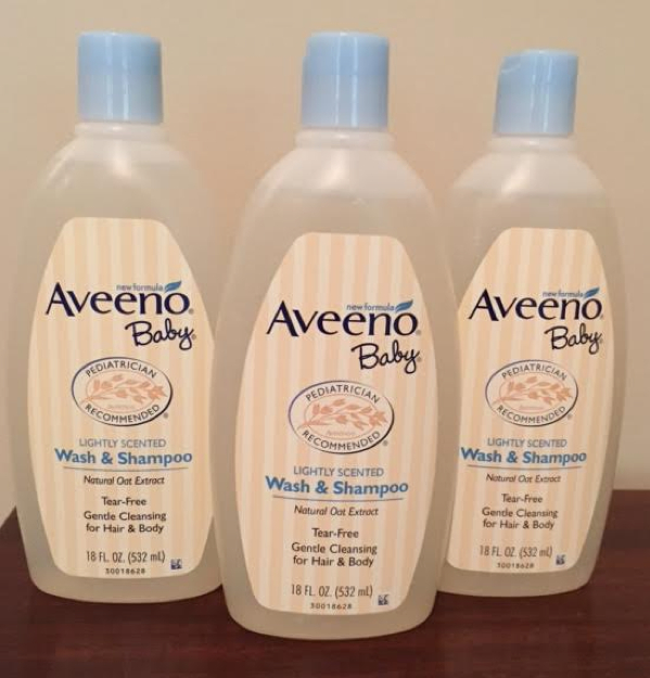 Target Deal - Aveeno Baby Care 50% off