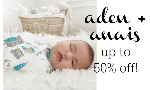 Amazon: aden + anais Sale