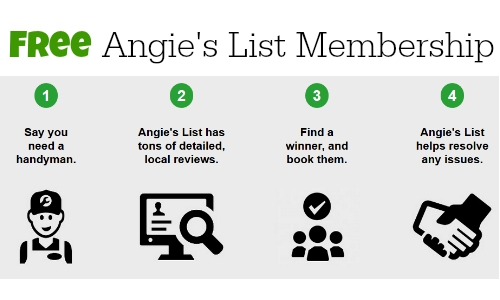 angie's list membership