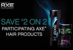 axe haircare