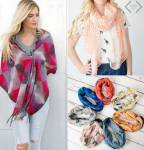 Cents of Style | 50% Off Transitional Style Scarves
