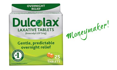 dulcolax moneymaker