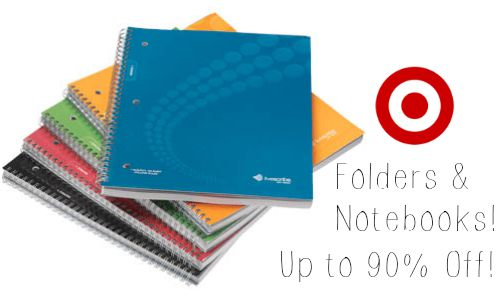 folder and notebooks
