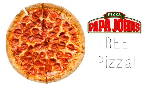 free pizza