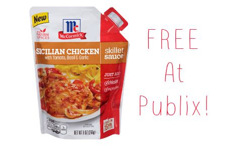 free skillet sauce