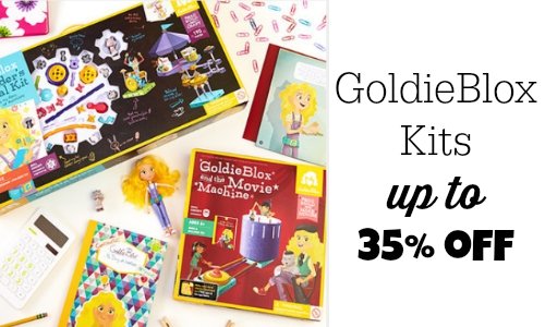 goldieblox kits