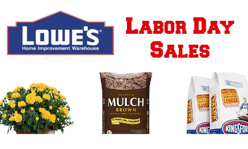 lowes labor day sales