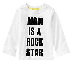 mom is a rockstar