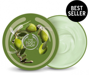 olive oil body butter