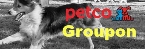 petco groupon