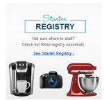 Best Buy Registry: Extra 10% Off + Free Shipping