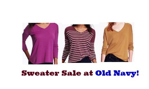 sweater sale