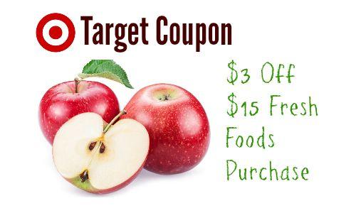 target coupon