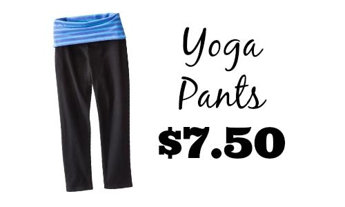 target yoga pants