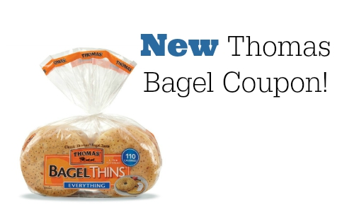 thomas bagel coupon