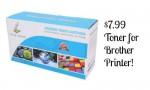 Newegg Deal | Brother Printer Toner, $7.99 Shipped
