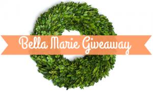 Bella Marie Giveaway