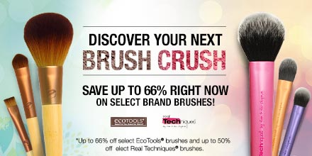 graphic relating to Ecotools Printable Coupon titled $5 off Legitimate Secrets EcoTools Brush Coupon codes :: Southern