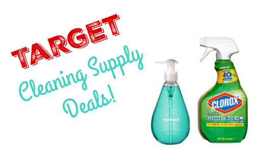 cleaning supply deals