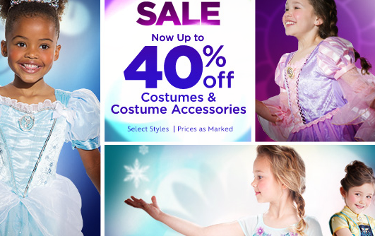 costume sale disney