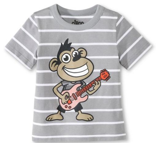 monkey tee