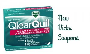 new vicks coupons