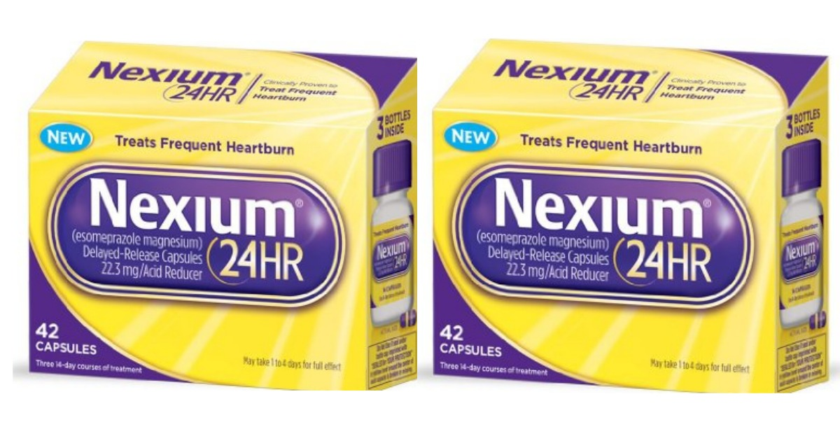 photo regarding Nexium Coupons Printable titled Contemporary Nexium Coupon Preserve $7 upon Heartburn Prescription drugs