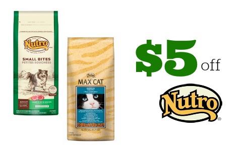 Pet food supermarket coupons