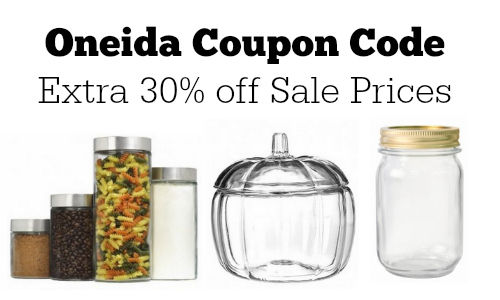 oneida coupon code_1