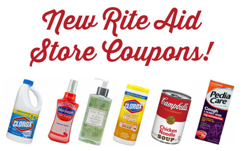 rite aid store coupons