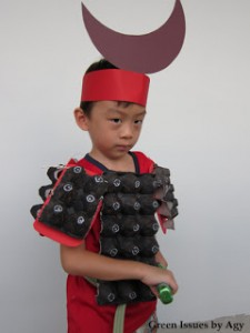 10 Diy Costumes For Kids Using Household Items Southern