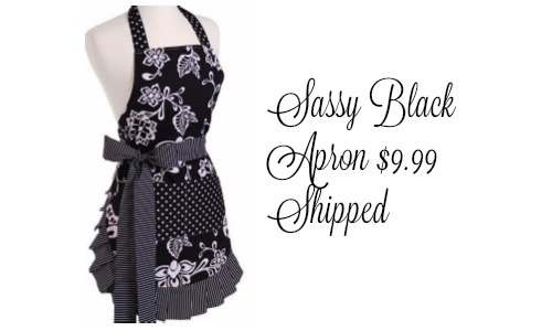 sassy apron