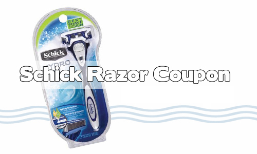 schick-razor-coupon