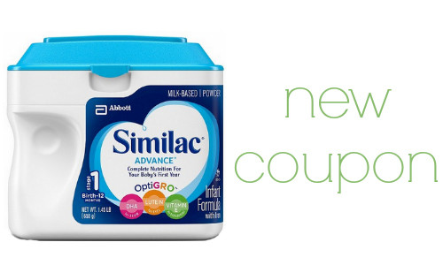 here are todays top printable coupons save with 9 new printable coupons today including a 2 off similac coupon