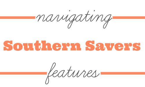 southern savers features