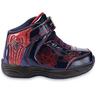 spider man shoe
