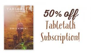 tabletalk subscription