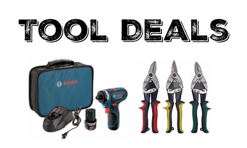 tool deals