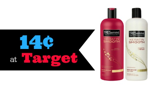 tresemme hare care