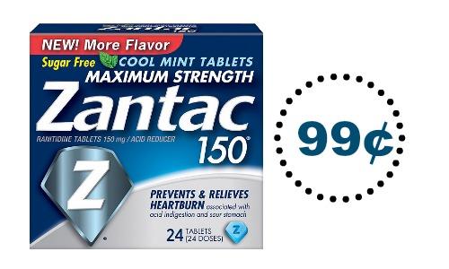 zantac tablets